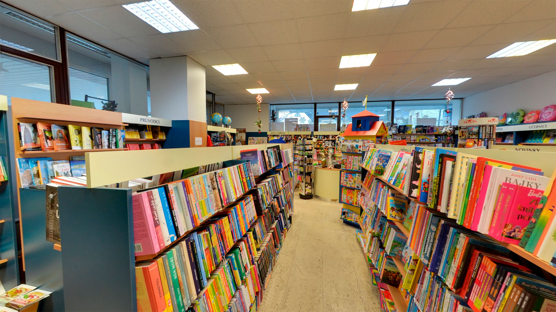 Knihkupectví z ulice